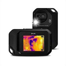 Compact C2 Thermal Imaging System